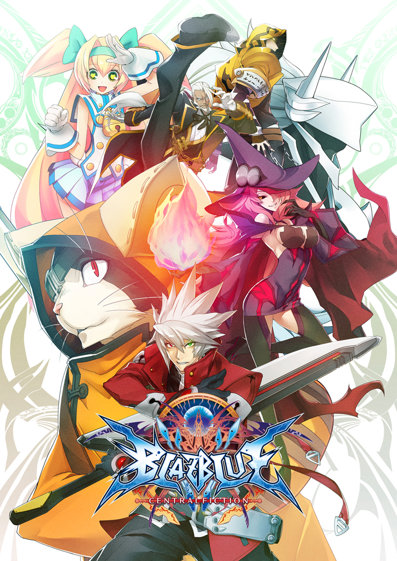 Cross-Up: Shower Thoughts with BlazBlue: Central Fiction