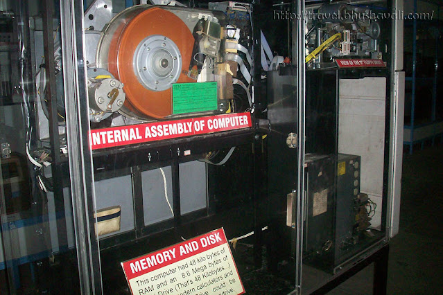 GD Naidu Science Museum Industrial Exhibition Early IBM Computer