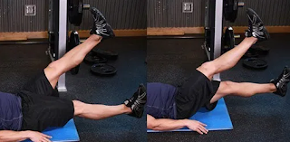 Cara Membentuk Otot Perut Bagian Bawah
