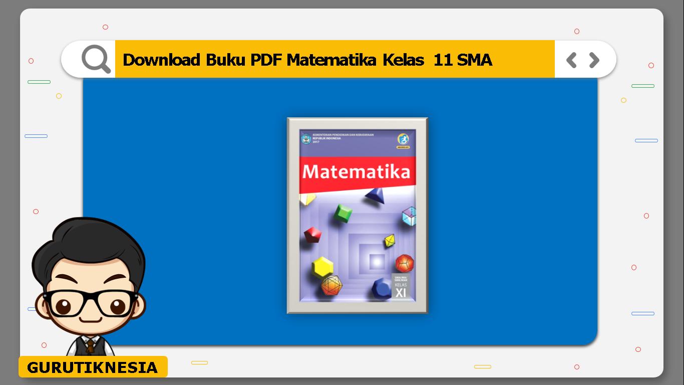 download buku pdf matematika kelas 11 sma/ma