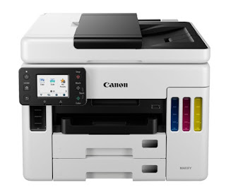 Canon MAXIFY GX7020 Driver Download, Review And Price
