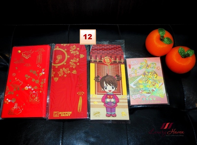 cny auspicious year of pig ang pow collectors