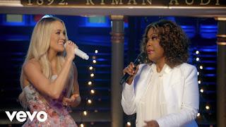 DOWNLOAD: Great Is Thy Faithfulness - Carrie Underwood Ft. Cece Winans [Mp3, Lyrics, Video]