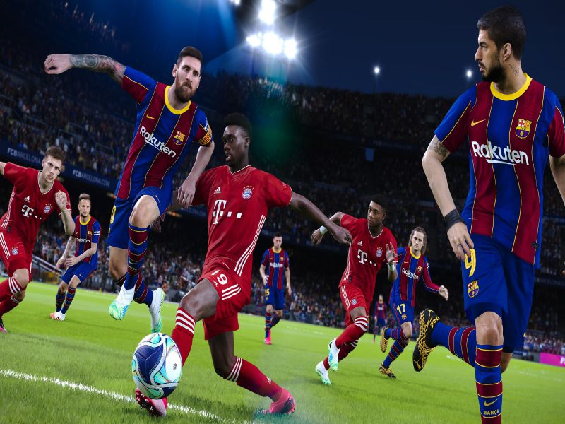 Download eFootball PES 2021 Free Full Game For PC