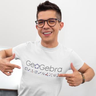 Camisetas GeoGebra
