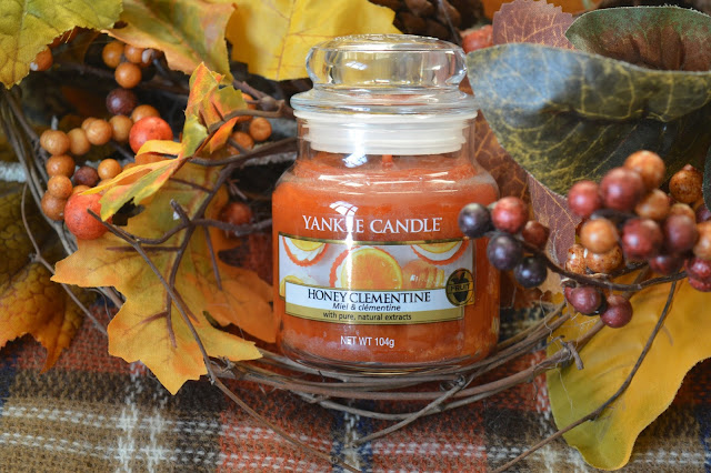 Yankee Candle Autumn 2016 Review