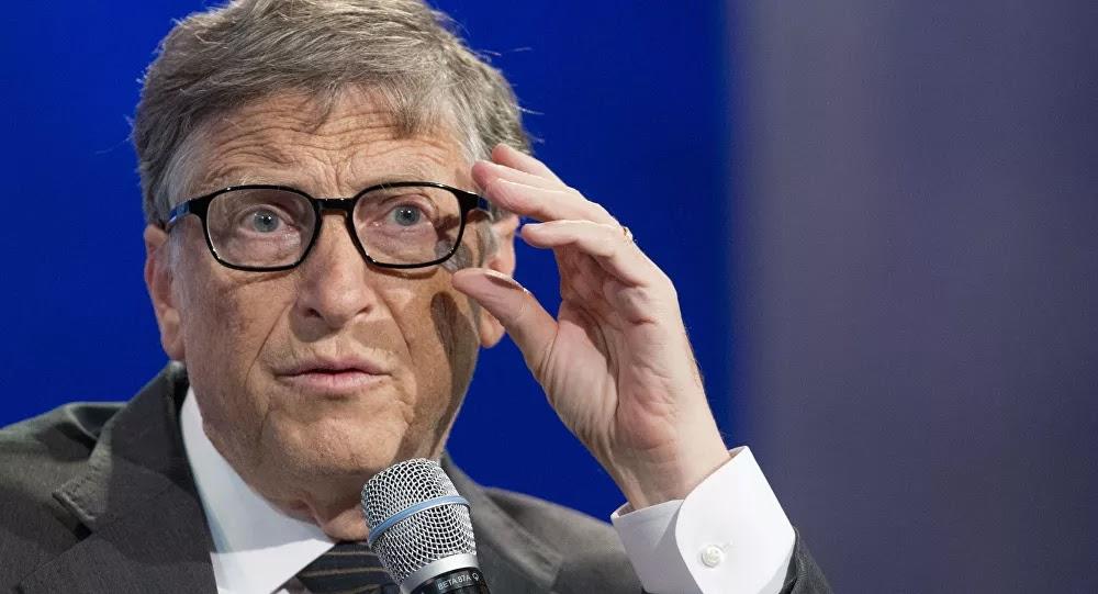 الملياردير المثير للجدل... بيل غيتس يتحدث عن تورطه في مؤامرة عالمية وخطط إنقاذ الكوكب