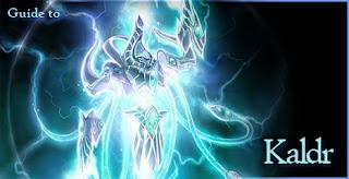 DanieXiaoKim †: Kaldr The Ancient Apparition