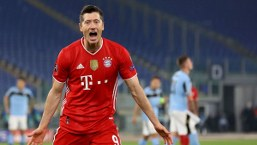 Bayern Munich striker Robert Lewandowski hint on potential move to MLS