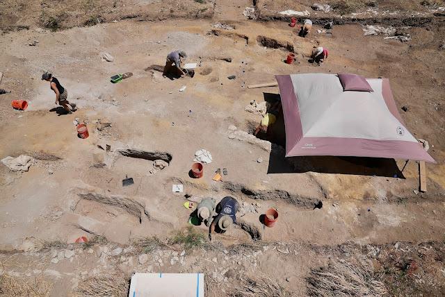 18th century graveyard found at former Caribbean plantation