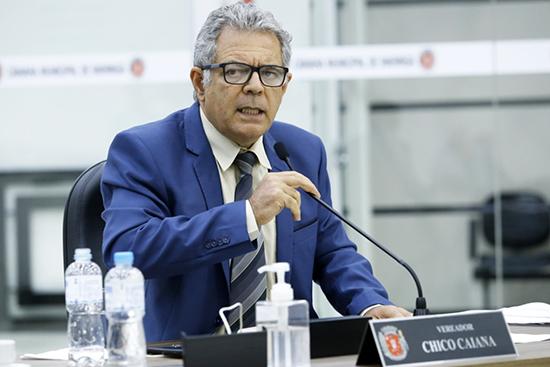 Vereador Chico Caiana – CMM. Café com Jornalista