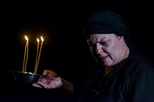"""""""Η Κυρά της Ρω"""" με τη Φωτεινή Μπαξεβάνη στο 8o Φεστιβάλ Θεάτρου """"Ερμηνείες στην Ερμιονίδα"""""""