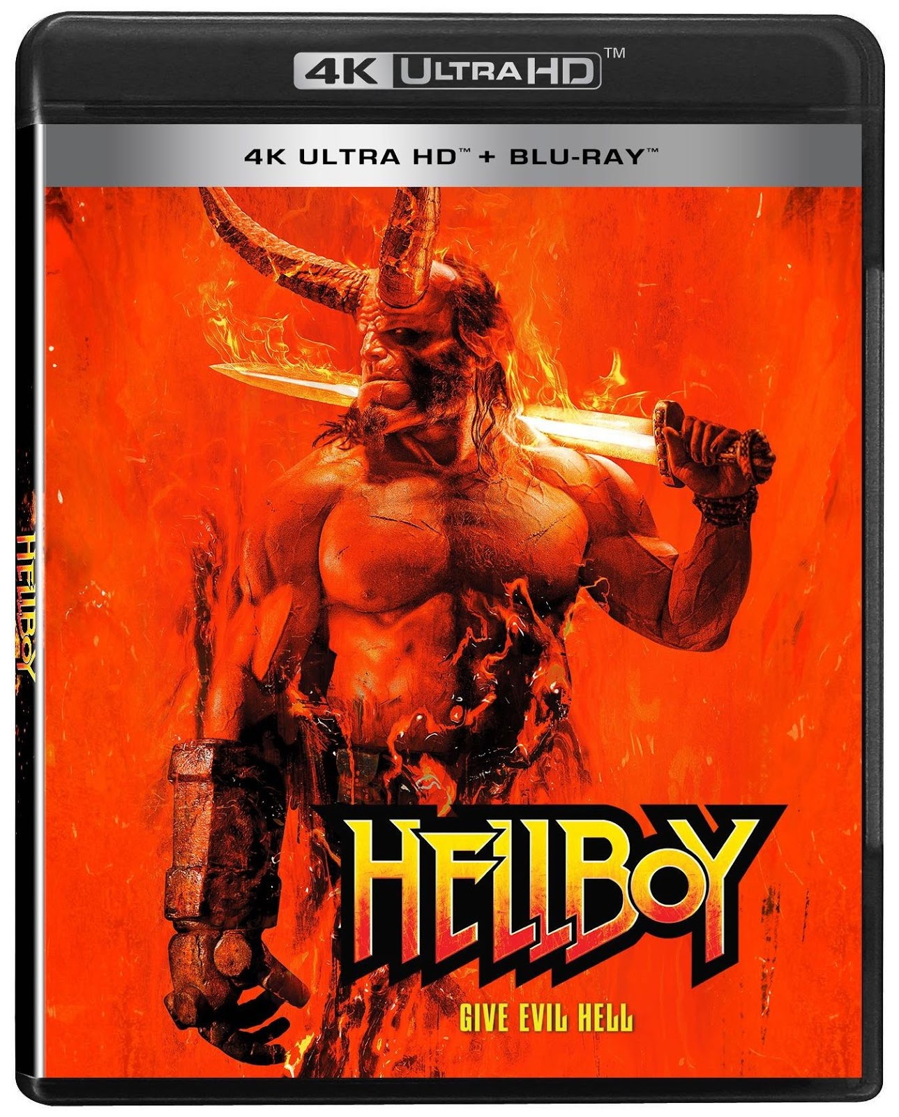 The Reel Roundup | Everything Movies & More: Win a 'Hellboy