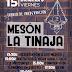 Gran Inauguración del Mesón La Tinaja