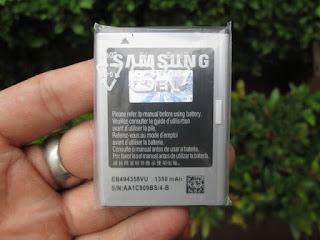 Baterai Samsung Original Galaxy Ace S5830 Tipe EB494358VU
