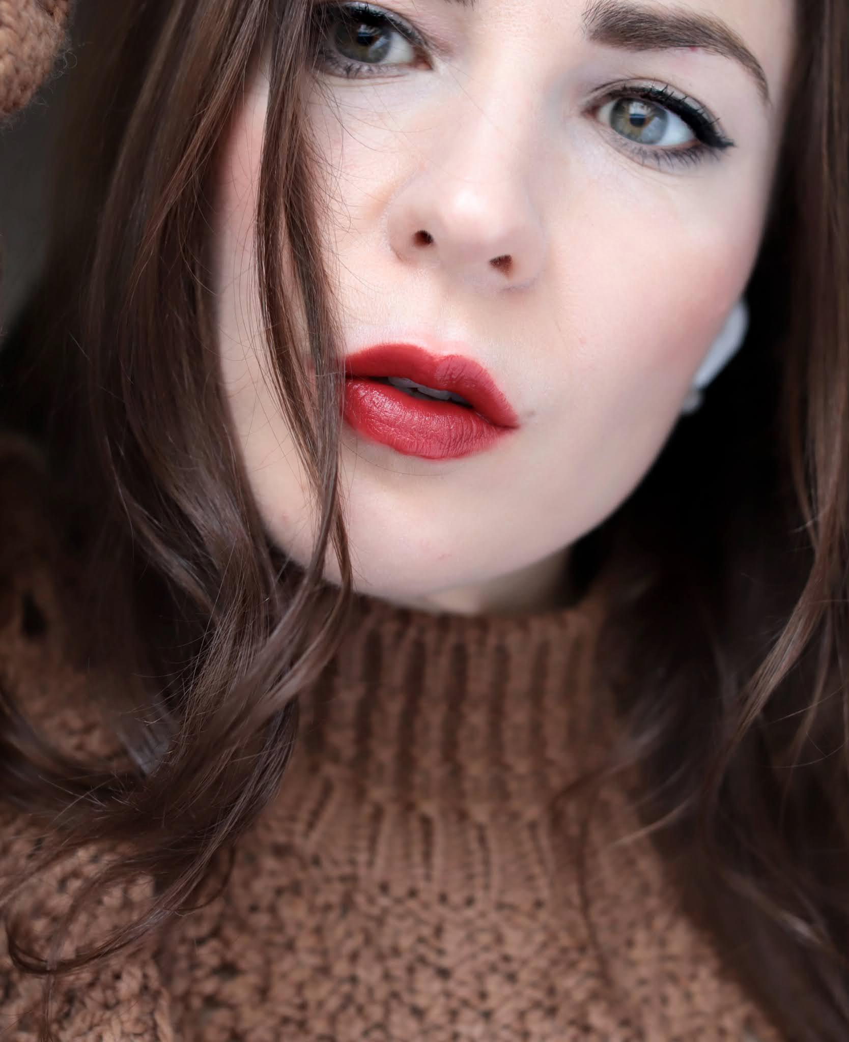 Chanel Rouge Allure Velvet 277 Rouge Fauve