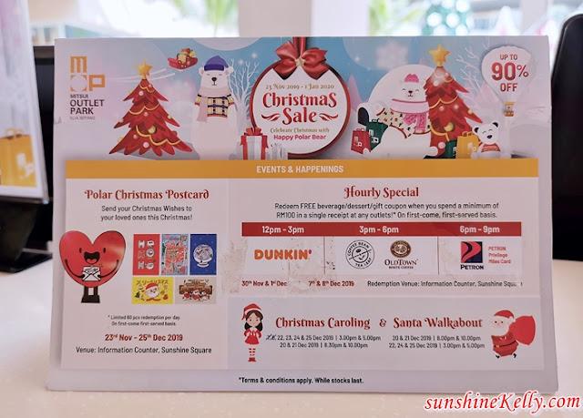 Mitsui Outlet Park KLIA Sepang, Snow Playland, Mitsui Outlet Park KLIA, Spend & Win A Car, Mitsui Outlet Park KLIA Rewards 2 Cars to Shoppers, Christmas, Happy Polar Christmas, Lifestyle