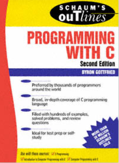 Programming With C by BYRON S. GOTTFRIED PDF