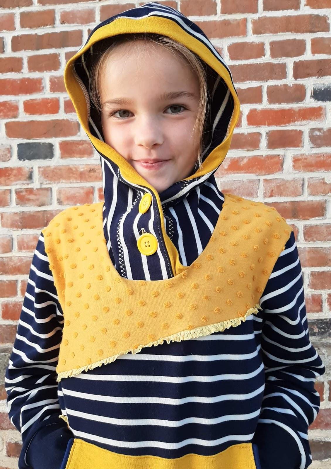 couture sweat enfant