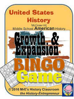 https://www.teacherspayteachers.com/Product/McGraw-Hill-AMERICAN-HISTORY-Growth-ExpansionBINGO-game-2604525