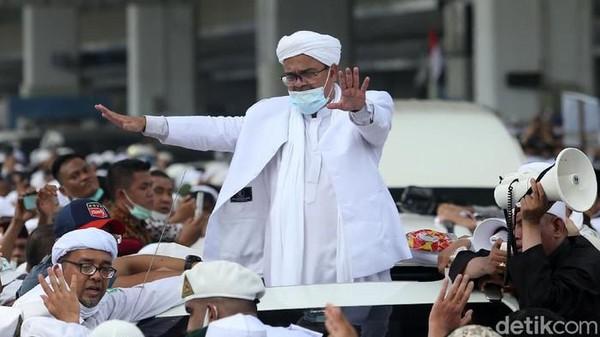Habib Rizieq Klaim Punya Perjanjian dengan BIN yang Berujung Maaf Saudi
