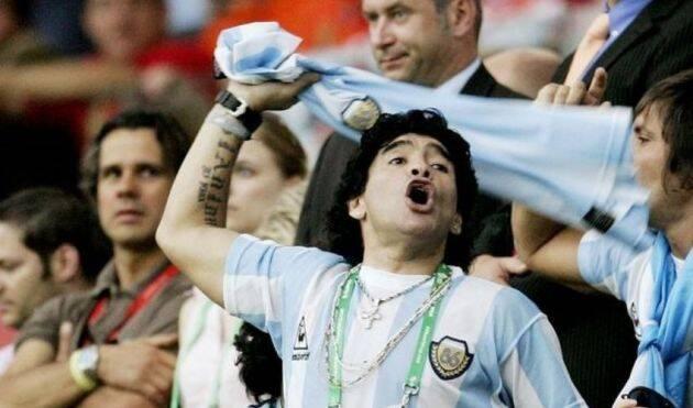 Diego Maradona, Argentine football legend, dies at 60
