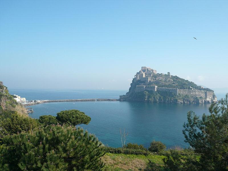 Ischia Hotel La Pace Via Oneso