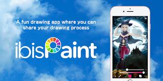 ibis Paint X Aplikasi Menggambar Digital Para Pemula sampai Profesional