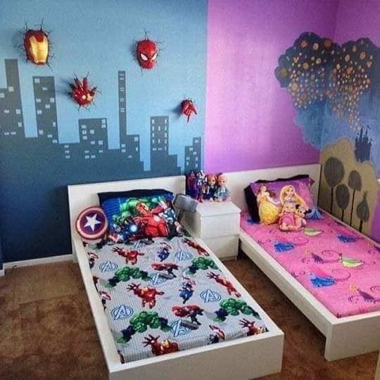 Desain Kamar Tidur Anak Minimalis Dengan Dekorasi Sederhana Dan Tidak Memakan Ruang Blog Informasi