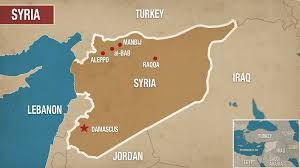 Manbij city