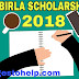 G.P. Birla Foundation Scholarship 2018 for Collage Students | West Bengal Scholarship 2018