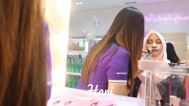 makeup station holika holika lippo mall puri