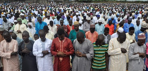 COVID-19: Lagos Muslims hold prayers across state