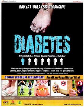 diabetes gangrena adalah ialah