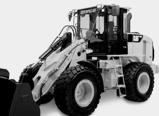 Service Manual Wheel Loader CAT 924 H 924HZ