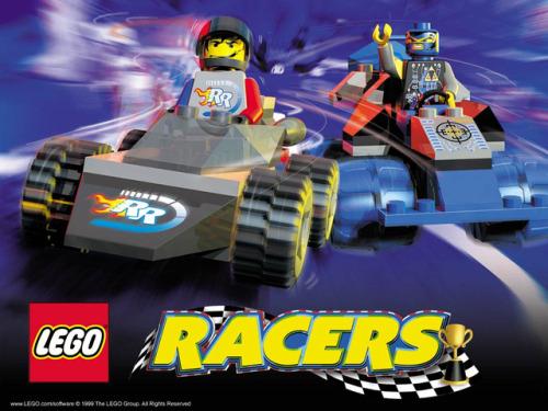 تحميل لعبة السباق القديمة Lego Racers