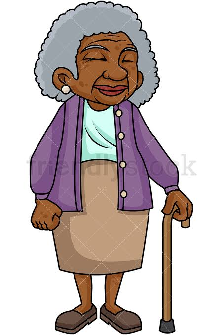My Grand ma is a witch by  AGBALENHROLA THE POET #Arewapublisize