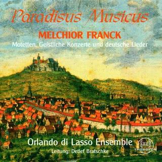 Melchior Franck: Paradisus Musicus