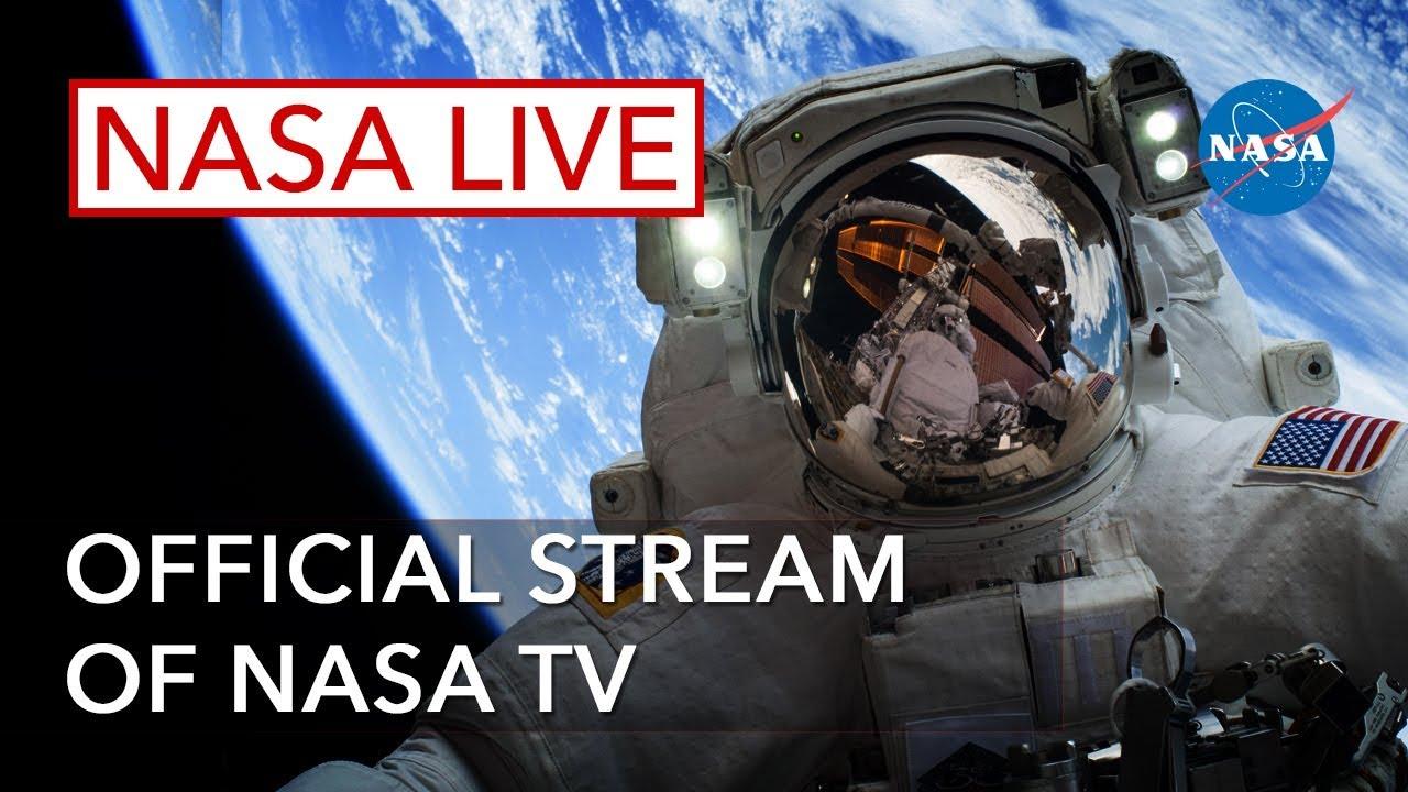 nasa live tv