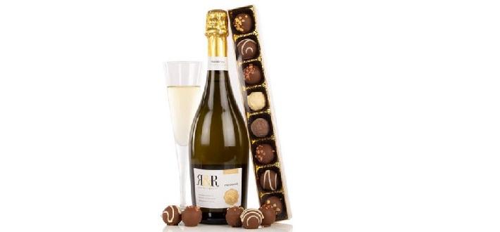 Prosecco & Chocolates from Virginia Hayward