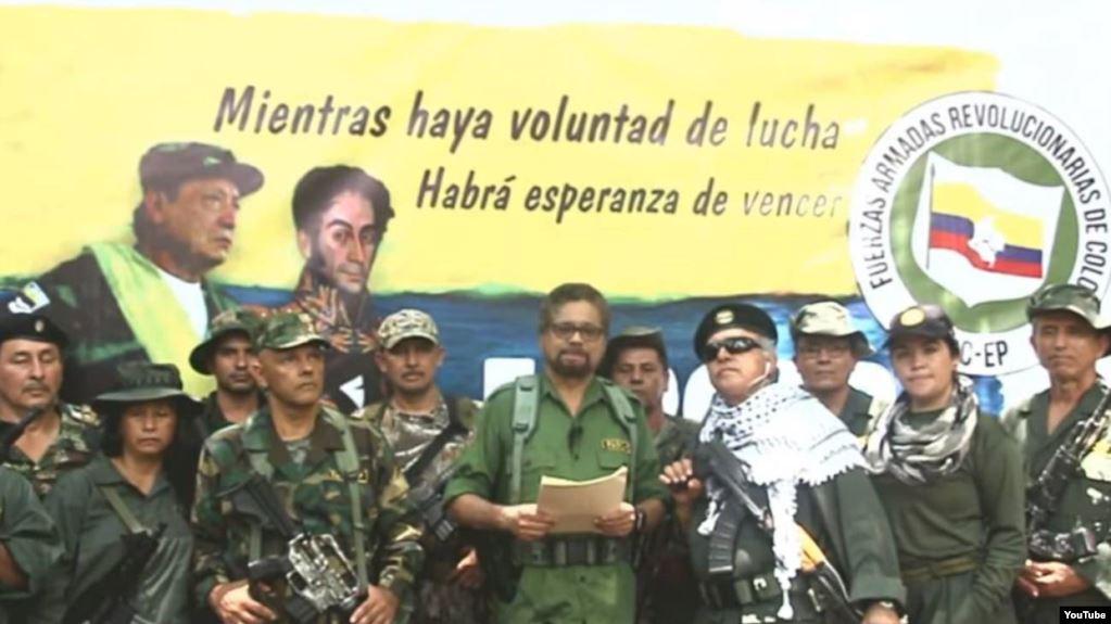 """El informe también afirma que tanto personas ligadas a los grupos guerrilleros como """"partidarios"""" y simpatizantes del grupo libanés Hezbollah, denominado como terrorista por EE.UU., tienen presencia en Venezuela / YOUTUBE"""