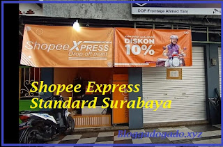 Alamat dan Nomor Telepon Shopee Express Standard Surabaya