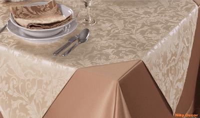 Fete de masa - bumbac satinat restaurante - Bucuresti