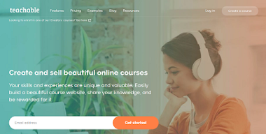 Teachable Annual Plan, Basic Plan, Professional Coupon Code 2020: Best Platform to Sell Courses Online