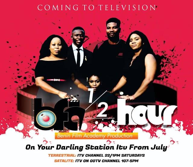 Benin Film Academy Premieres 'BFA Half Hour' On TV