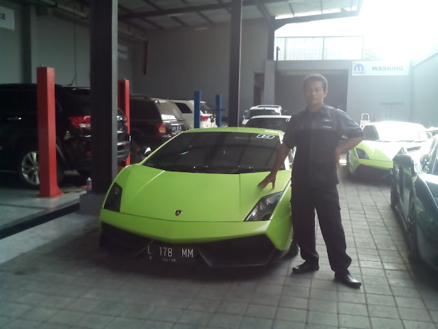 Tour In Bali - Ferrari Owner Club Indonesia (FOCI) Chapter Surabaya