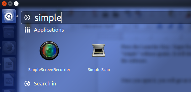 Ubuntu Screen Recording with Simple Screen Recorder