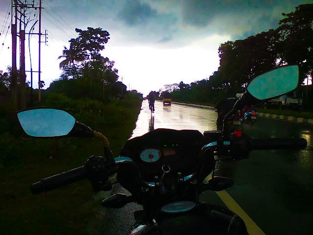 bike and cloud