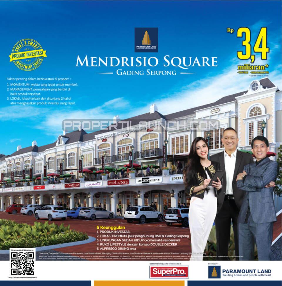 e-Brochure Mendrisio Square Gading Serpong
