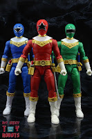 Power Rangers Lightning Collection Zeo Green Ranger 57